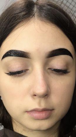 Брови маникюр макияж локоны Одесса