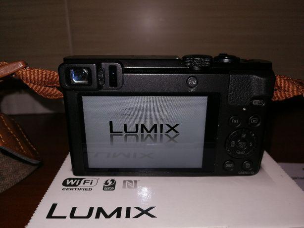Panasonic TZ-70 aparat fotograficzny kompaktowy aparat + pokrowiec