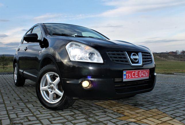 Nissan qashqai panorama fullpaket