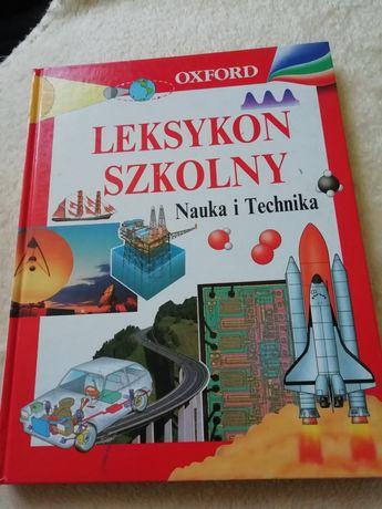 Leksykon szkolny Nauka i Technika