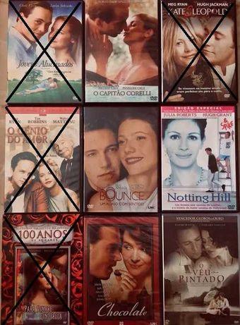 Dvd's Filmes Romance