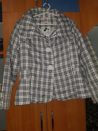 Курточка піджак з підкладкой