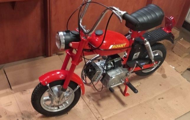 Motorynka Pony m02