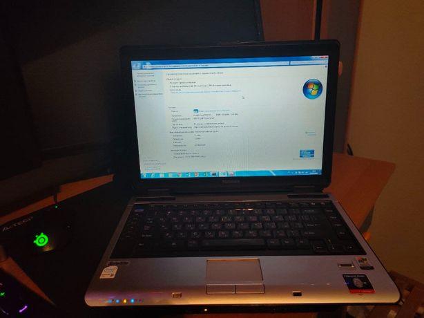 Ноутбук Toshiba Satellite M115