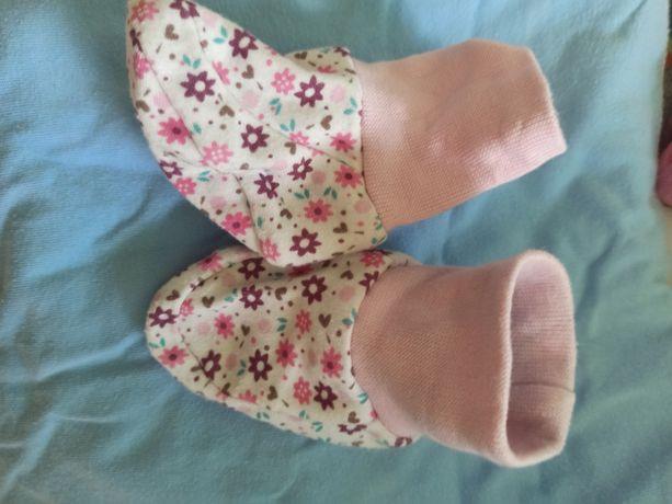 Skarpetki buciki dla niemowląt