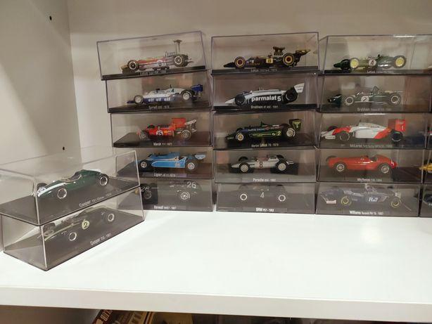 Fórmula 1 - modelos novos em loja