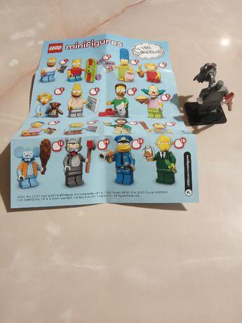Конструктор Lego minifigures The Simpsons оригинал.