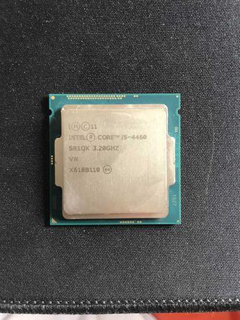 CPU intel i5-4460 + Cooler.
