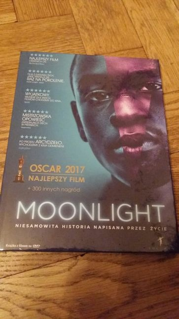 Moonlight film DVD nowy zafoliowany