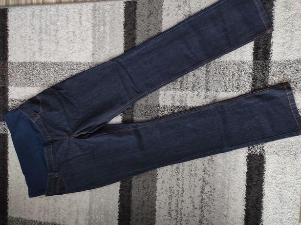 Spodnie ciążowe nowe dżinsowe + 3pary gratis