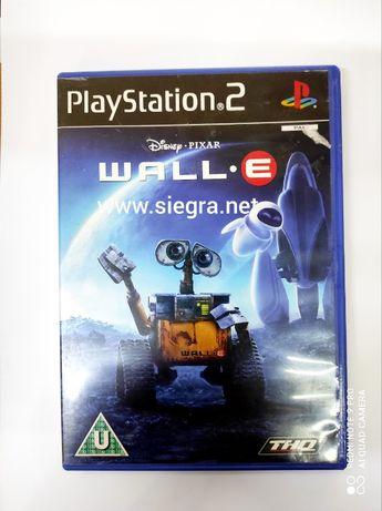 Walle PS2 Disney Pixar