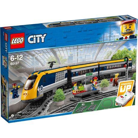 Lego 60197 City Comboio de Passageiros - NOVO