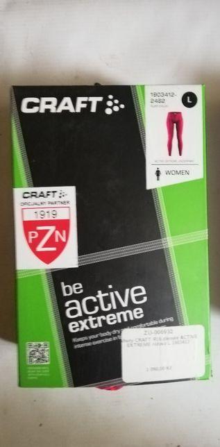 Spodnie termoaktywne - Craft - damskie/M, L