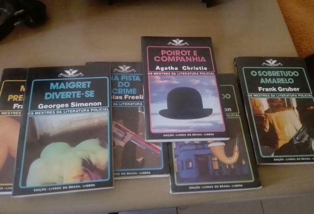 Livros Colecção VAMPIRO