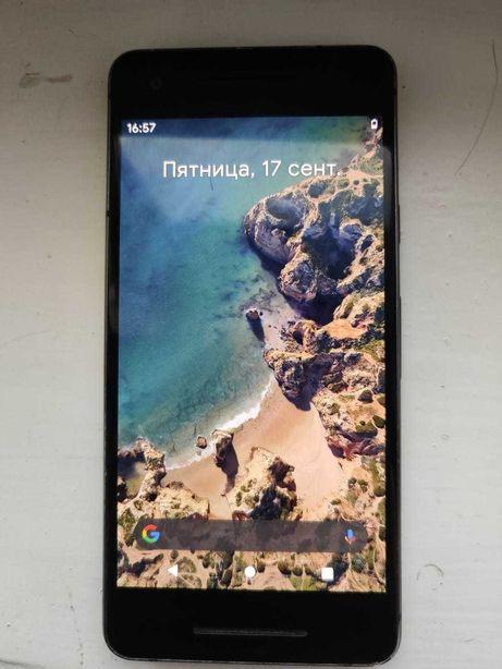 NEW! Google Pixel 2 смартфон 4/64 отличное состояние + чехол