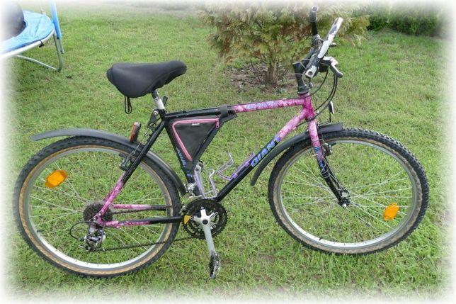 Zamienie na miejski rower
