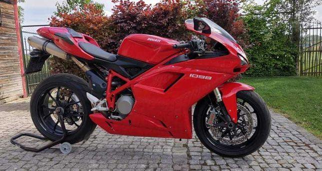Sprzedam Ducati 1098