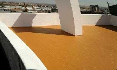 Impermeabilização e isolamento de terraços, coberturas e fachadas