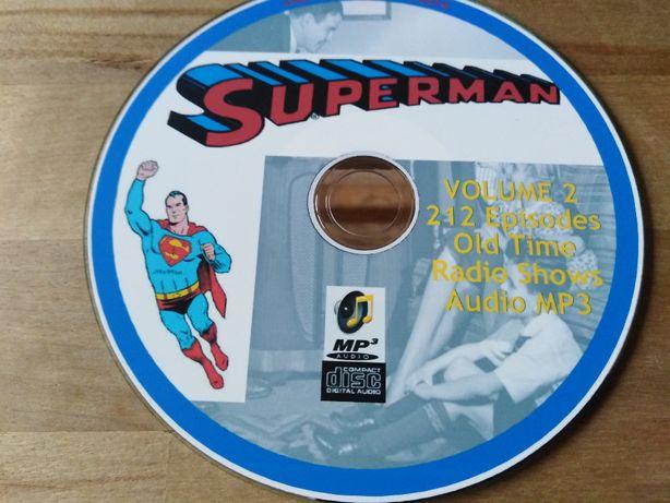 Superman, part II, audiobook j. angielski, Old Time Radio Shows