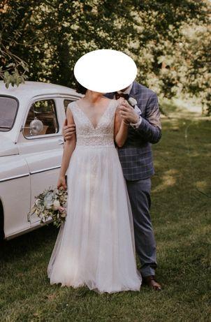 Suknia ślubna Julia Gastoł model sol