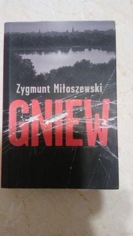 Zygmunt Miłoszewski Gniew i Domofon 2 książki