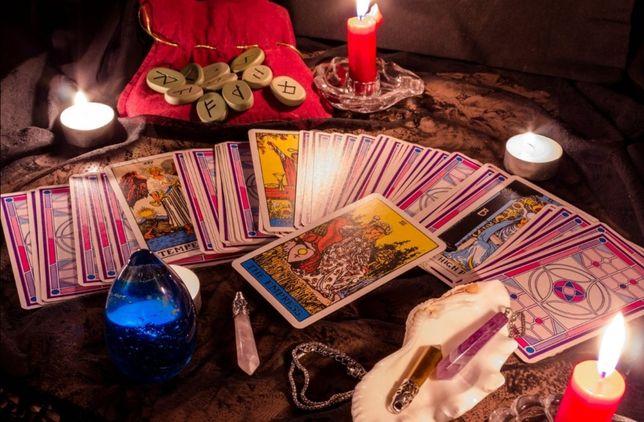 Wróżka Dorota - wróżby z kart TAROTA, zdejmowanie klątw i uroków.