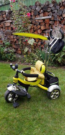 Rower rowerek dzieciecy trzykolowy x trike