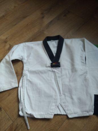 Куртка+штаны, добок форма для тхеквондо на рост 140 см.