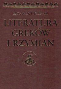Literatura Greków I Rzymian Zygmunt Kubiak