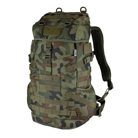 Plecak Taktyczny CRUX BACKPACK Molle-30L Moro, Czarny, Olive