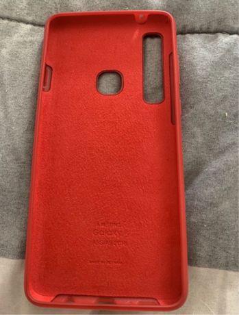 Samsung A9 Capa Vermelha (Marca Samsung)