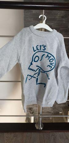 sweter chłopięcy Zara 140