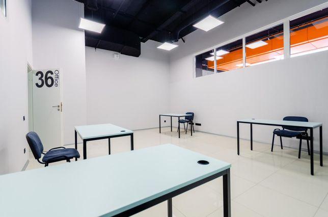 Комфортный офис 38 м2 с новой мебелью в Мармеладе ор Индустр мост
