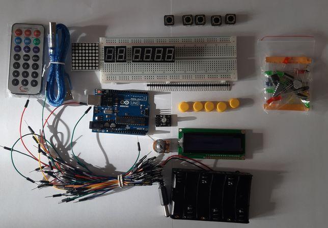 Zestaw Arduino Uno R3 Starter Klon Aduino UNO R3 OKAZJA