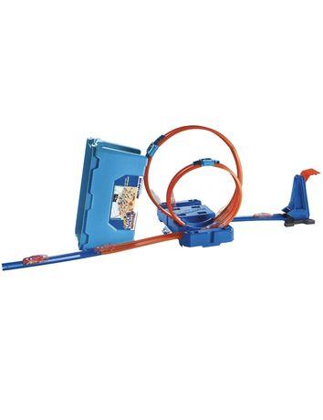 Коробка для трюків Подвійна петля Hot Wheels Track Builder Mu
