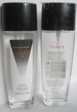 Celine Dion Chic bez etykiety damski dezodorant atomizer 75 ml