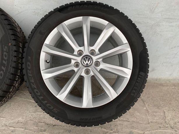 ДИСКИ ТИТАНИ VW RONAL R17 Original 6,5J*17H2 PCD 5x112 ET41, 4 шт