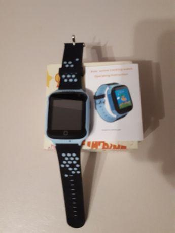 Smartwatch zegarek dzieci GPS, latarka, lokalizator