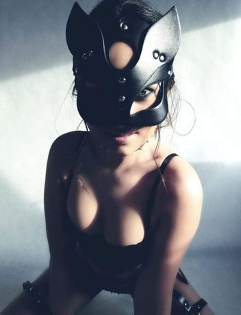 Stylowa maska na twarz