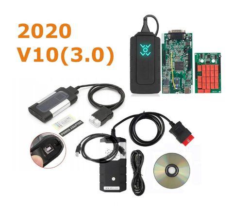 V10 (3.0) PL tester do programów autocom cdp+ wurth WoW delphi DS150E