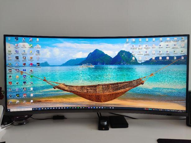 Monitor Samsung 34`