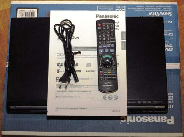 Nagrywarka DVD Panasonic DMR-EX795 HDD 250GB