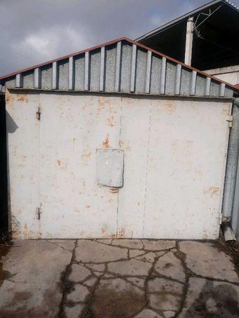 SPRZEDAM garaż blaszany