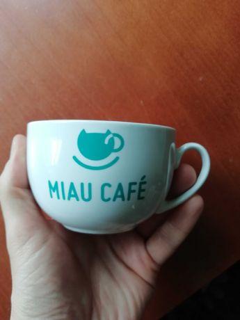 Filiżanka z Miau Cafe