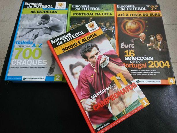 Grande Enciclopédia Europeus de Futebol