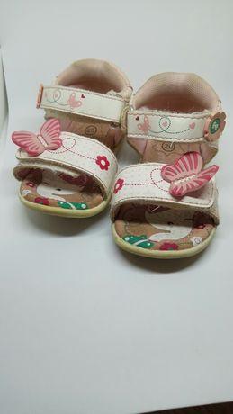 Sandałki dziewczęce FisherPrice r. 20