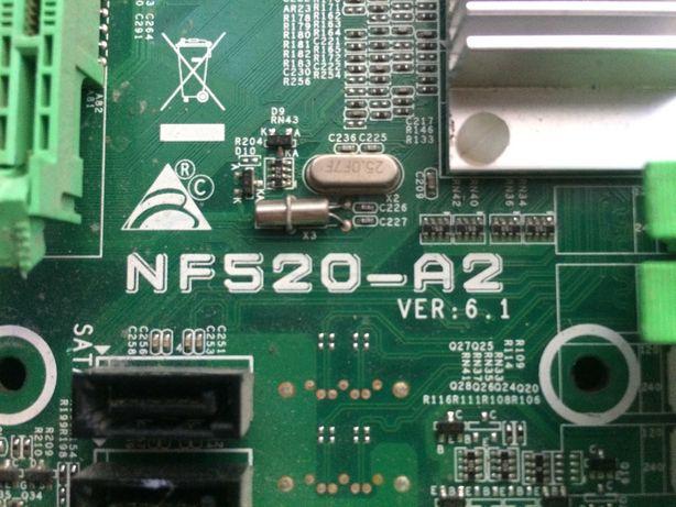 Материнская плата Biostar NF520-A2 Socket AM2