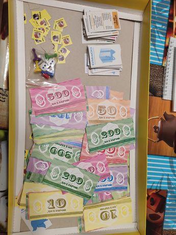 Игра монополия для детей и взрослых