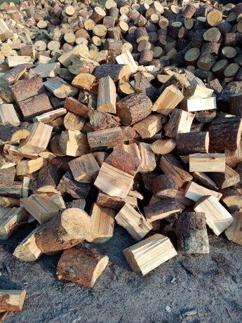 Drewno opałowe kominkowe drzewo