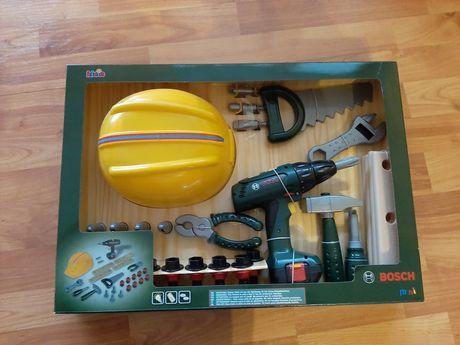 Zestaw narzędzi dla dziecka Bosch